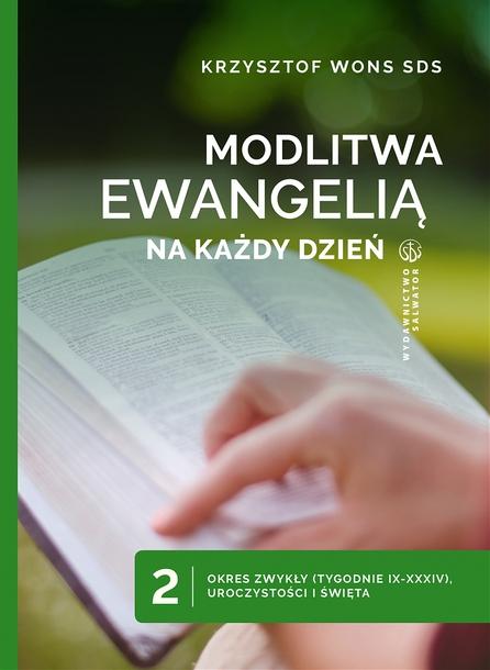 Modlitwa Ewangelią na każdy dzień t. 2 (1)
