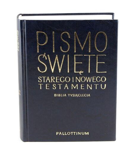 Pismo Święte - Ekoskóra - Format średni (1)