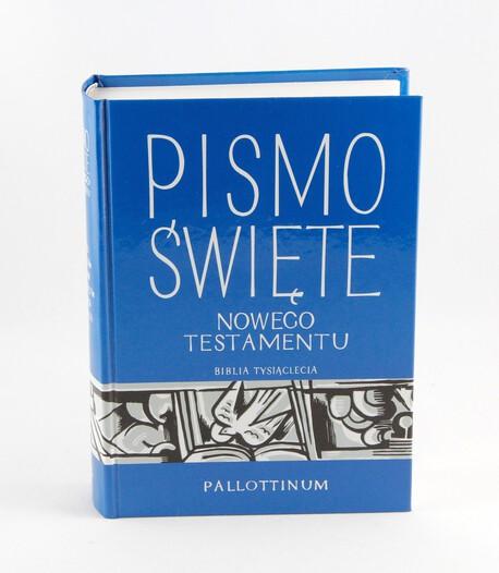 Pismo Święte - Duża czcionka - Nowy Testament (1)
