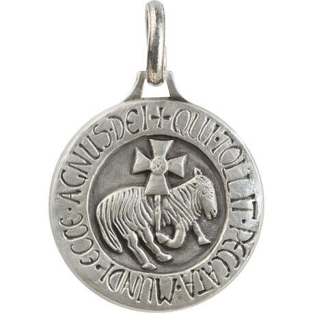 Medalik - Baranek Paschalny (1)