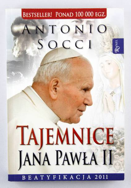 Tajemnice Jana Pawła II - Antonio Socci (1)