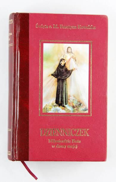 Dzienniczek. Miłosierdzie Boże w duszy mojej - św. s. M. Faustyna Kowalska (1)