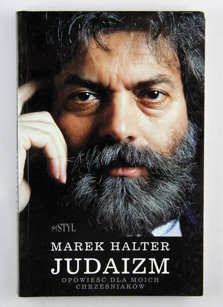 Judaizm. Opowieść dla moich chrześniaków - Marek Halter (1)