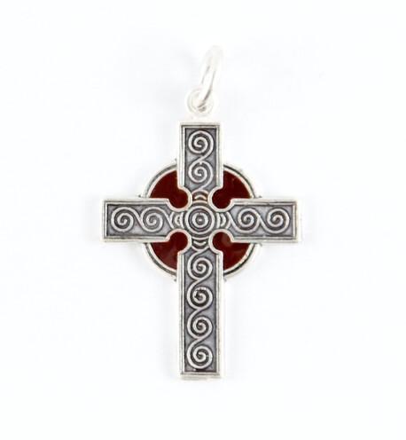 Medalik - Krzyżyk bretoński (1)