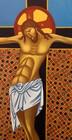 Ikona pisana ręcznie - Krzyż Święty (4)