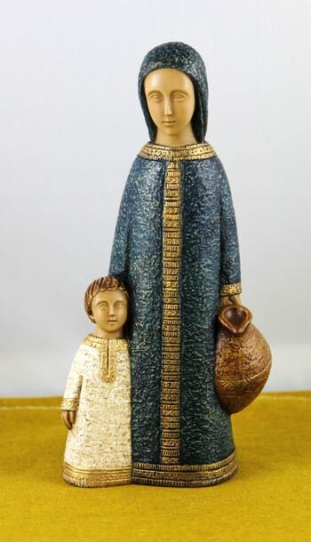 Figurka Maryi z Jezusem (1)